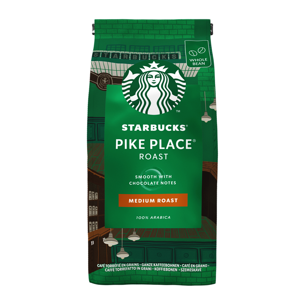 Starbucks - koffiebonen -  Pike Place Medium Roast