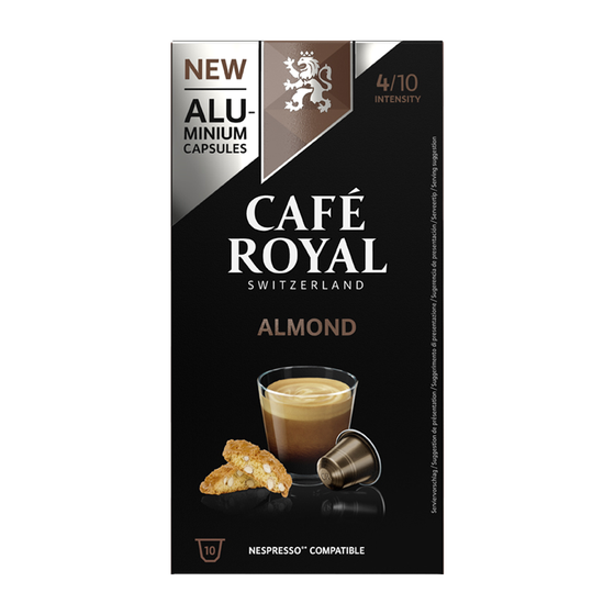 Café Royal - Almond