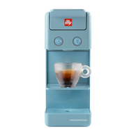 illy Y3 Iperespresso - Espresso & Coffee Machine Amalfi blue